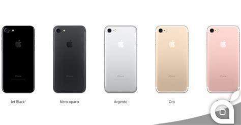 iphone 7 e iphone 7 plus scorte limitate per tutti gli operatori italiani ispazio