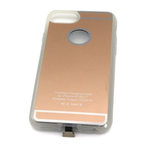 Murah Iphone 5 5s Se 6 6s 7 7 Unik Butterfly Soft qi wireless charger receiver for iphone 5 5s se 6 6s 7 4 7 quot plus 5 5 quot ebay