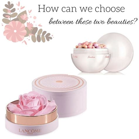 Guerlain Meteorites Happy Glow Blush On lancome la blush poudrer or guerlain meteorites happy