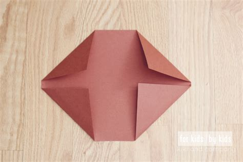 origami football for by project 1 company