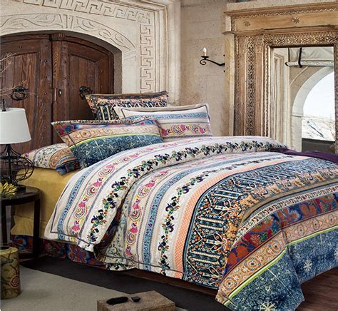 bedding style bohemian style bedding sets bedding sets collections