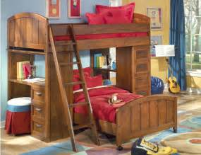 Bunk Bedroom Ideas Boys Room With Bunk Beds Home Designs Project