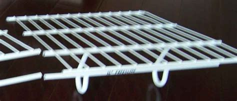 wire shelving for closet or wardrobe china