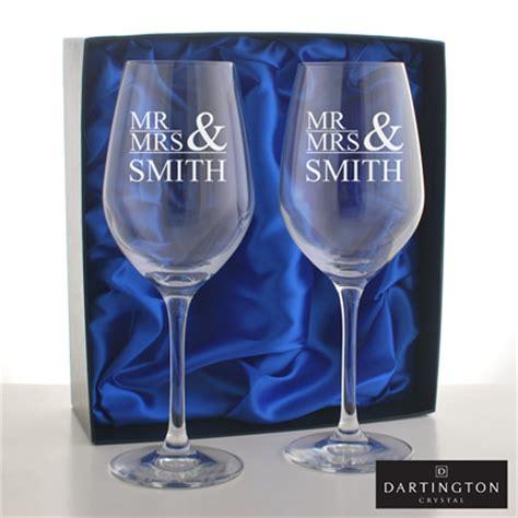 Alised Mr And Mrs Wine Gl Es