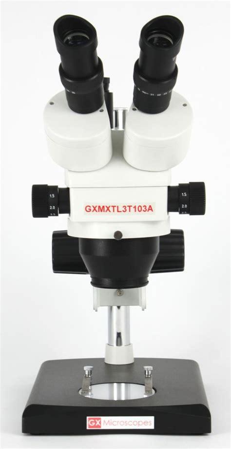 Zoom Stereo Microscope Xtl 2600 gx microscopes xtl stereo zoom 7x 45x series plain