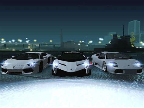 Gta San Andreas Ps2 Cheats Lamborghini Gta San Andreas 2014 Lamborghini Veneno Lp 750 4 Roadster