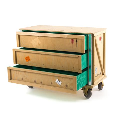 Wheels For Drawers Export Como Chest Of 3 Drawers Wheels Seletti