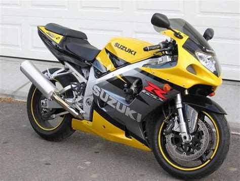 2003 Suzuki 750 Gsxr 2003 Suzuki Gsx R 750 Moto Zombdrive