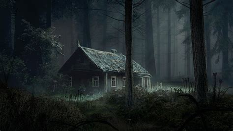 Cabin In The Woods the cabin in the woods by evakedves on deviantart