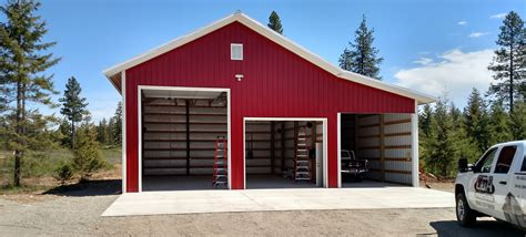 How Much Does It Cost To Build A Pole Barn House by 100 How Much Does It Cost To Build A Pole Barn House