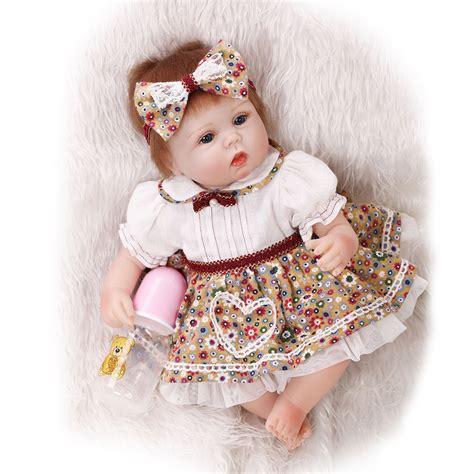 Handmade Baby Dolls - realistic reborn baby doll newborn lifelike handmade soft