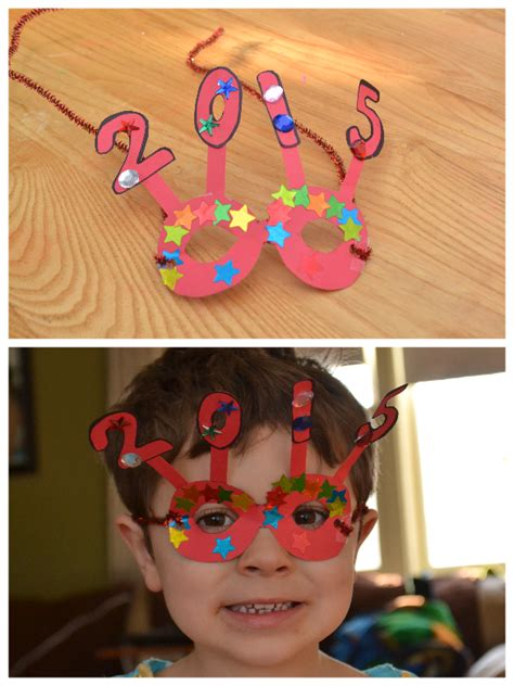 new year ornaments craft 5 easy new years crafts for