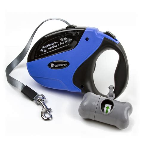 retractable leash for large dogs beastron retractable leash 16 ft
