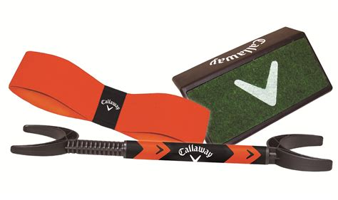 callaway swing trainer new callaway golf basic training aid bundle net swing