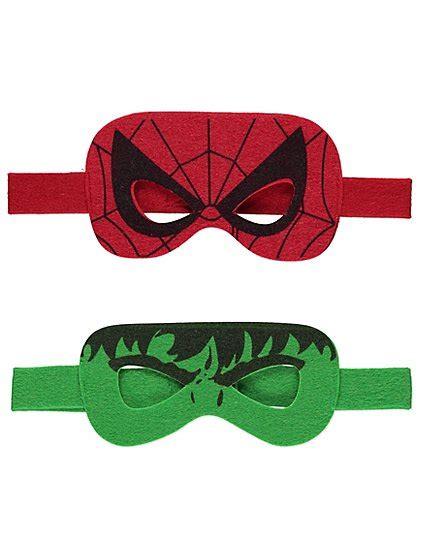 Marveila Baby Eye Mask Berkualitas marvel comics onesie with 2 eye masks george