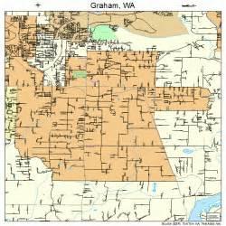 graham map graham washington map 5327785
