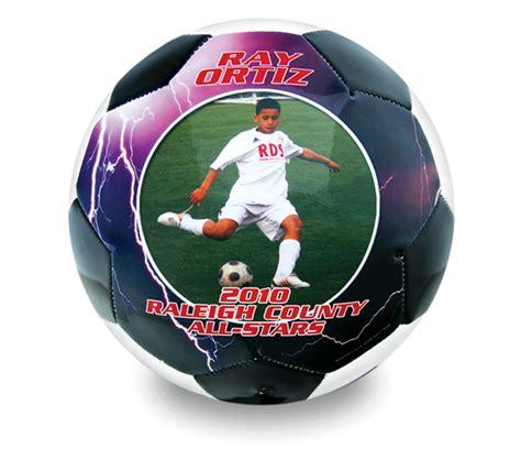 make a ball personalized ornament soccer balls custom