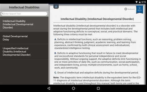 dsm 5 section 3 dsm 5 diagnostic criteria 1 4 0 full version android apk