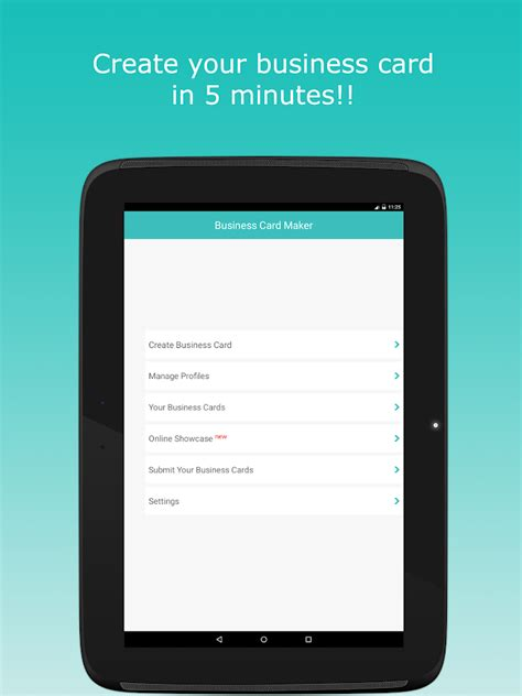 make a card app business card maker android apps on play
