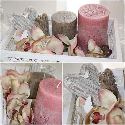 frühlingsdeko selber basteln holzherzen orchideen rosa fr 252 hlings deko fr 252 hlings