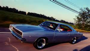 ruote rugginose 1968 dodge charger r t