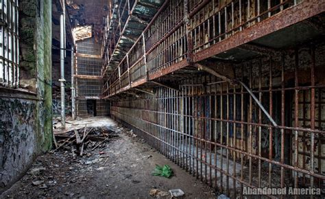 abandoned places in usa the old essex county prison abandoned america