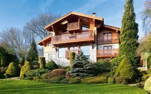 swiss chalet house plans a swiss chalet in homebuilding renovating
