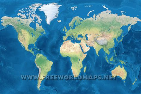 atlas del mundo freeworldmapsnet