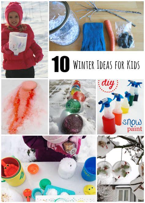 christmas vacation ideas kids