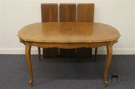 Temple Stuart Dining Room Set high end used furniture thomasville tableau collection