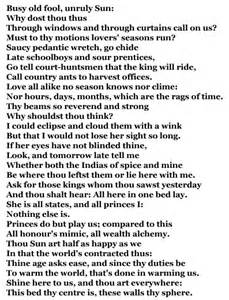 The Sun Rising Donne Essay by Donne S Quot The Sun Rising Quot