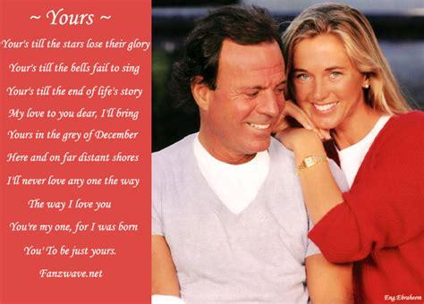 Julio Iglesias Quotes. QuotesGram Julio Iglesias Lyrics