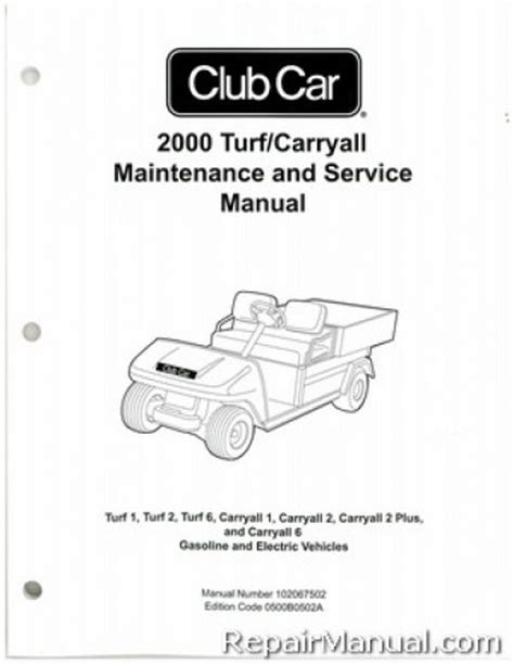 service manual car owners manuals for sale 2000 toyota tacoma xtra navigation system 2000 2000 club car turf carryall turf 1 turf 2 turf 6 carryall 1 carryall 2 carryall 2 plus