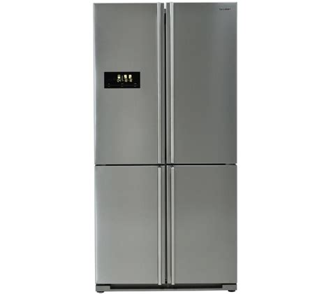 Freezer Sharp 8 Rak haier hrf 800dgs8 vs sharp sj f1526e0i en fridge freezer