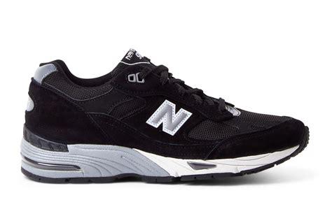 Black New Balance black m991eks sneakers new balance shoechapter