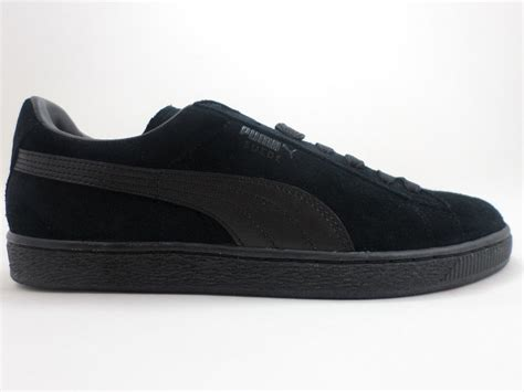 all black sneaker suede classic lfs s sneakers all black new in