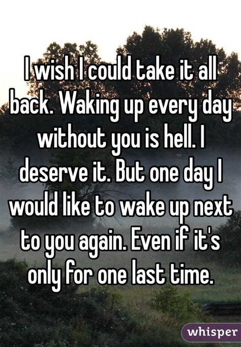 Even Without A V Day Date You Can Get That O Glow by I Wish I Could Take It All Back Waking Up Every Day
