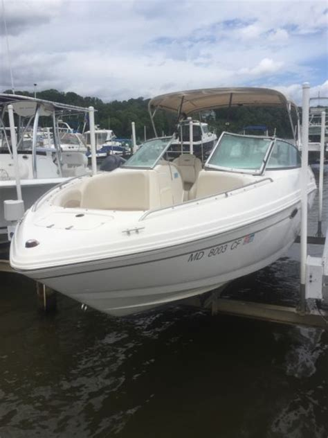 speedboot chaparral 265 boat 2002 chapparal 230ssi for sale in davidsonville