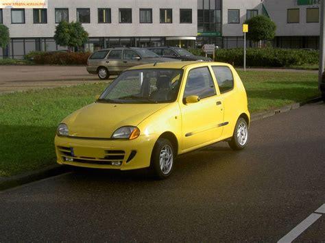 Fiat Sporting Fiat Seicento Sporting 7634776