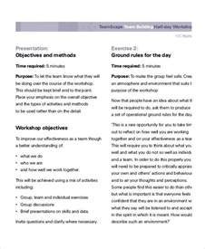 workshop agenda template pin workshop agenda template on