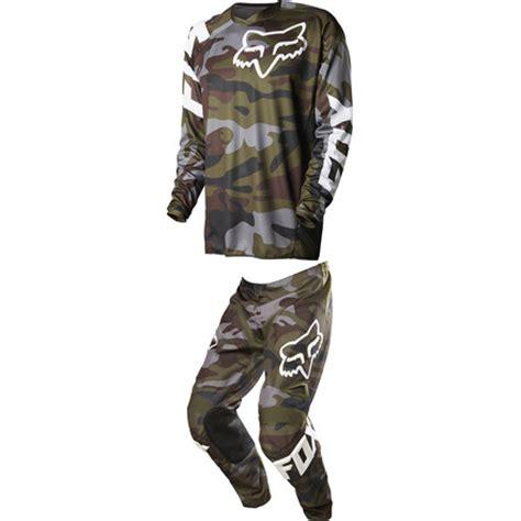 camo motocross jersey fox racing 2015 180 le pant jersey combo camo