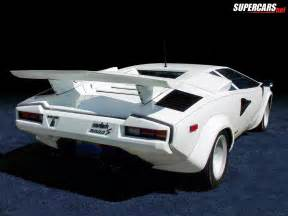 Lamborghini Countach White Cars That I Wish I Owned By Michael Bailey