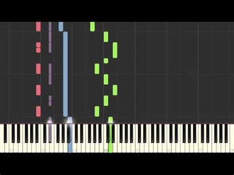 keyboard cat tutorial keyboard cat synthesia tutorial youtube
