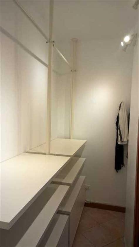 esempi di cabine armadio in cartongesso pareti di cartongesso