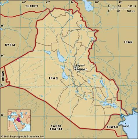 samawah iraq map baghdad location map encyclopedia britannica