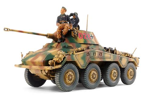 Footstep Famo 1 35 german heavy armored car sd kfz 234 2