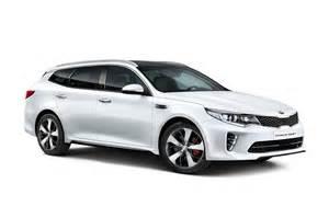Kia Sport Wagon Kia Optima Sportswagon Takes Cues From Sportspace Concept