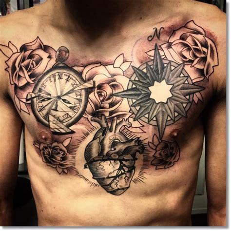 Broken Compass Tattoo Meaning Kokan Tattoo Photos