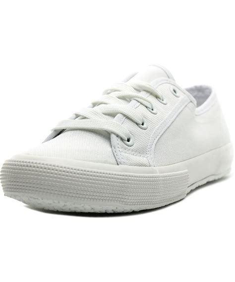 easy spirit sneaker toe canvas white sneakers