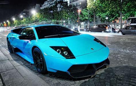 Lamborghini Blue The World S Catalog Of Ideas